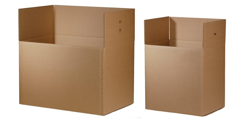 Wellpapp Container 2 Und 3 Wellig Horn Verpackung Gmbh